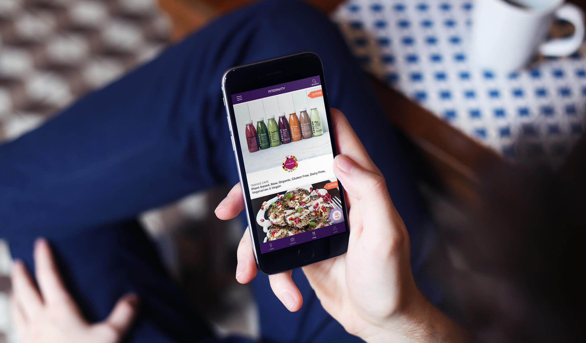 iOS App Development in London for Fiternity