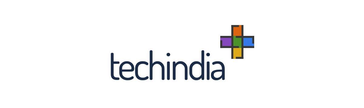 TechIndia Brand Identity